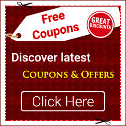 Discover latest Coupons and Offers